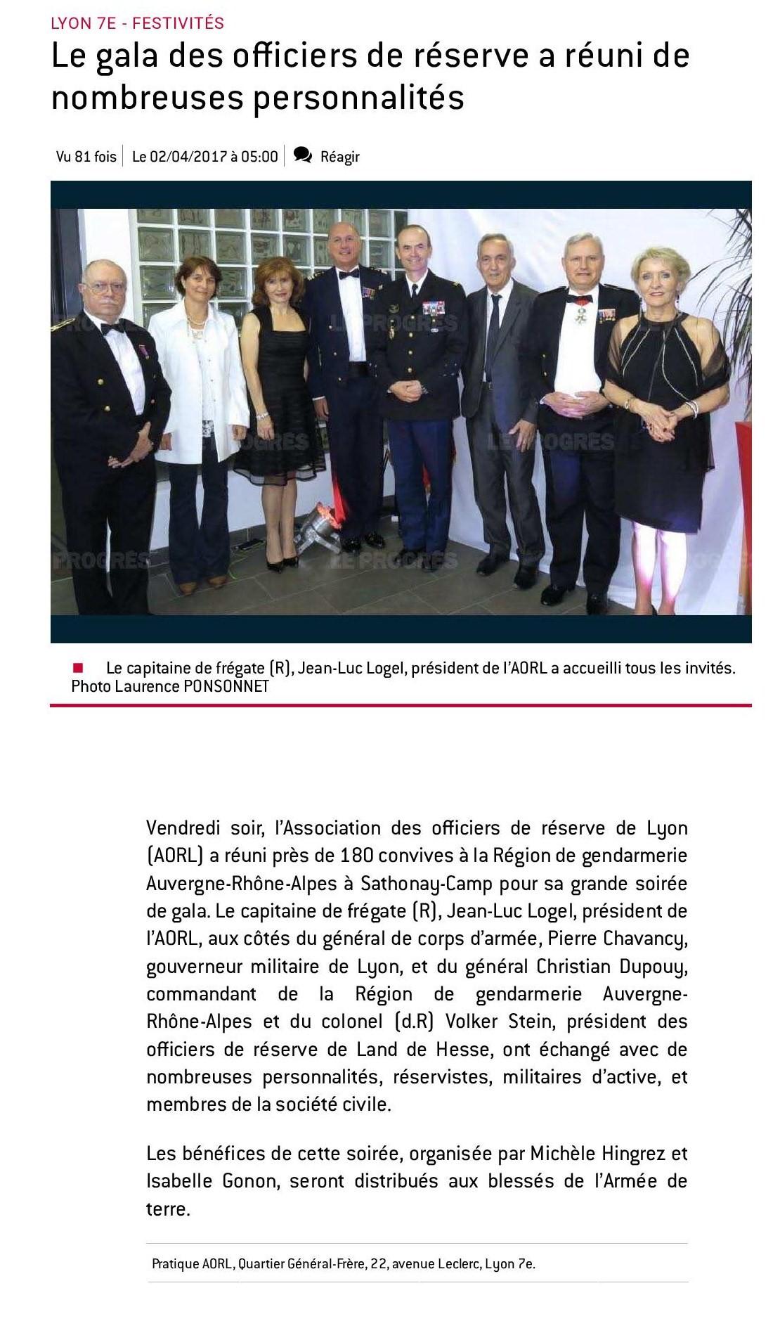 Lyon 7e _ Le gala des officiers de réserve a réuni de nombreuses personnalités-page-001